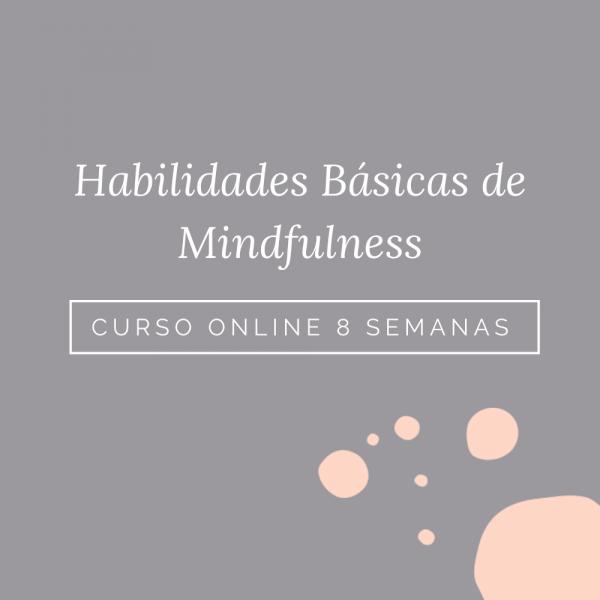 Curso habilidades básicas de mindfulness en clínica cabal psicólogos