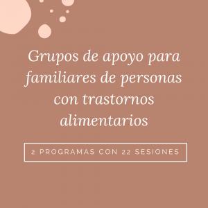 Grupo de apoyo a familiares de personas con trastornos alimentarios en clínica cabal psicólogos