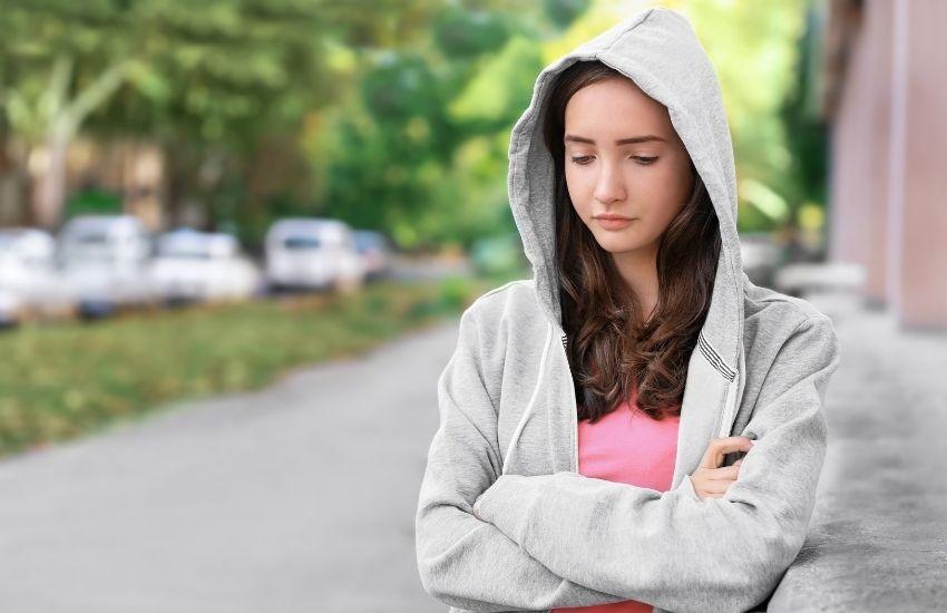 autolesiones en jóvenes